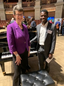 20190615 with Ifeanyichukwu pianist